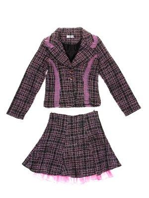 Костюм: жакет и юбка | 1269841