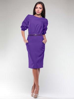 Платье фиалковое | 2024236