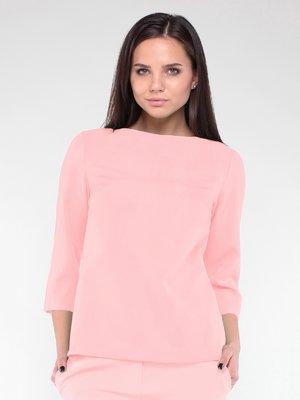 Блуза персикового кольору | 2024031