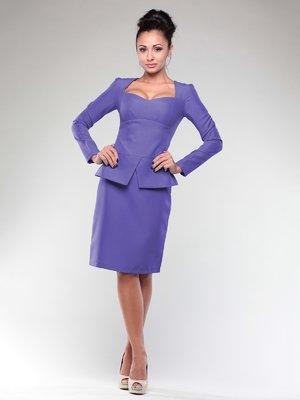 Сукня бузкова | 2024081
