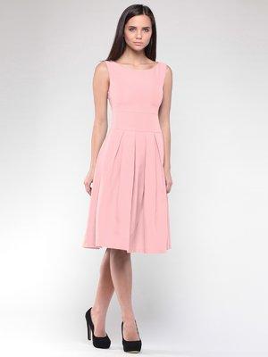 Платье-сарафан персикового цвета | 2025296