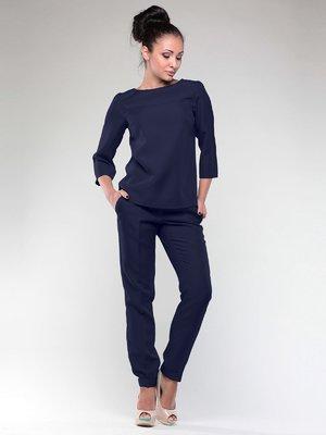 Костюм: блуза и брюки | 2029279