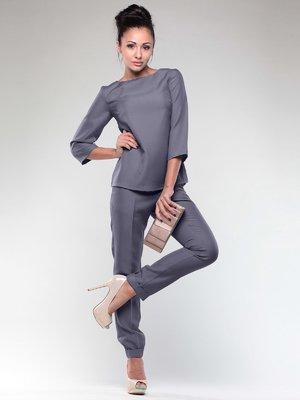 Костюм: блуза и брюки | 2029278