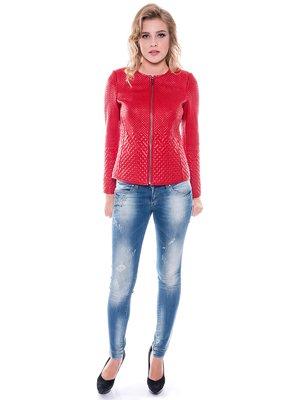 Куртка червона | 2033764