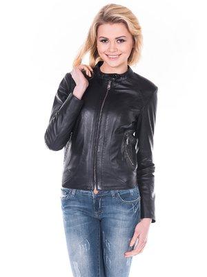 Куртка чорна | 2033776