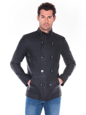 Куртка чорна | 2033807