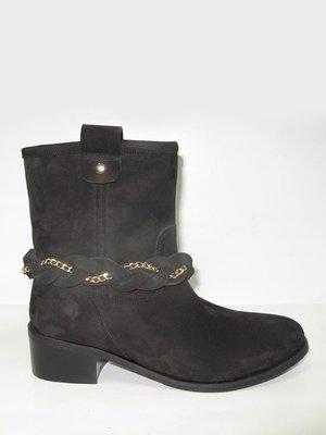 Ботинки черные | 2037185