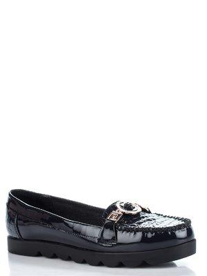 Туфли темно-синие | 2043100