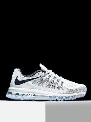 Кроссовки белые Air Max 2015 | 2047956