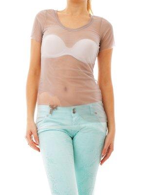 Блуза сіра | 2050322