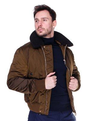 Куртка коричневая   2039535