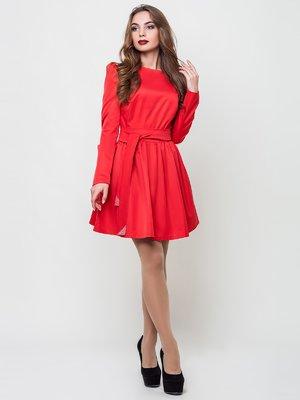 Платье красное | 2052976