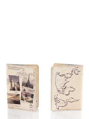 Обкладинка на паспорт «Міста Європи» | 2054111