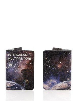 Обложка на паспорт «Галактика»   2054112