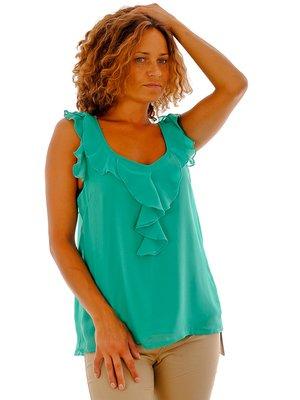 Блуза зелена - Sublevel - 2055875