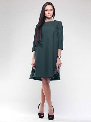 Сукня темно-смарагдова | 2056830