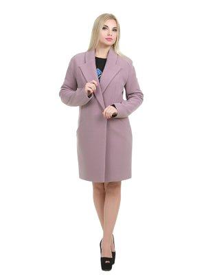 Пальто бузкове | 1746077