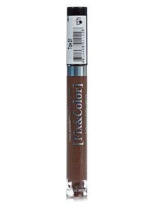 Гель оттеночный для бровей Fix & Color - № 01 | 2029073