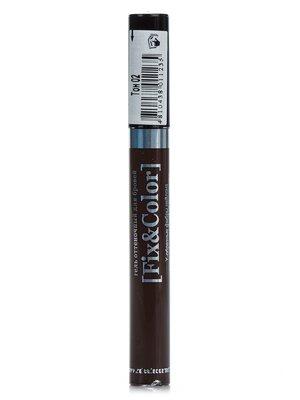 Гель оттеночный для бровей Fix & Color — № 02 | 1956966