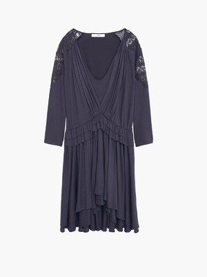 Сукня темно-сіра | 1944849