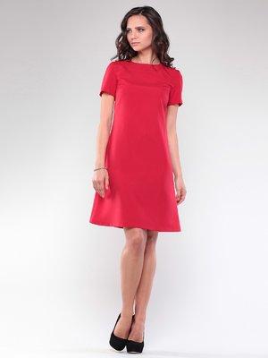 Платье красное | 2067761
