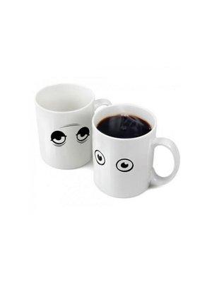 Чашка-хамелеон «Глазки» | 2076753