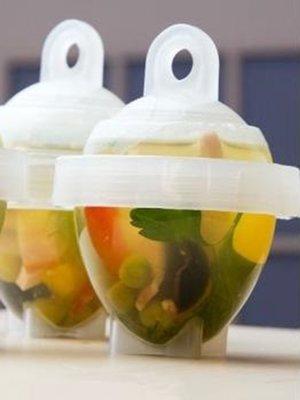 Набор контейнеров для варки яиц «Лентяйка» | 2076766