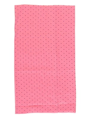 Шарф-снуд рожевий в горох | 2074497