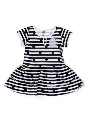 Сукня чорно-біла | 2076224