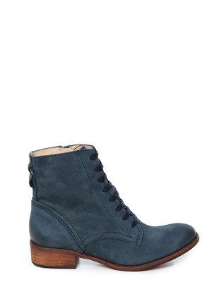 Ботинки синие | 2078267