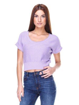 Джемпер фиолетовый | 1391871