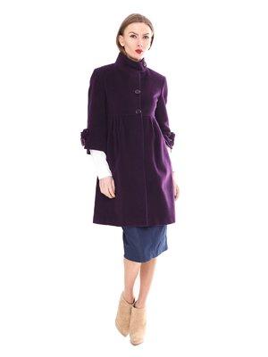 Пальто фиолетовое | 2083659