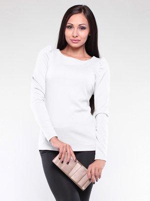 Блуза молочного цвета | 2068054