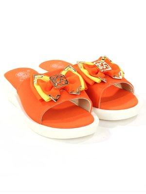 Шльопанці помаранчеві | 2086335