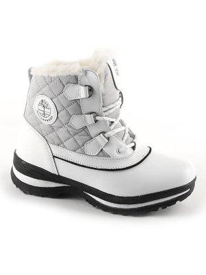 Ботинки белые | 2086077