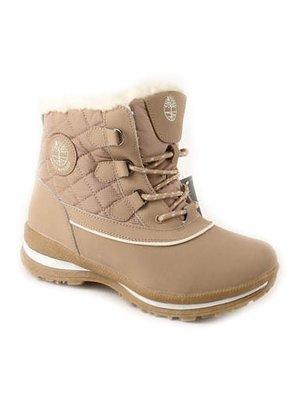 Ботинки бежевые | 2086079