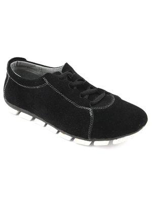 Туфлі чорні спортивні | 2086096