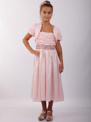 Комплект: платье и болеро   2091478