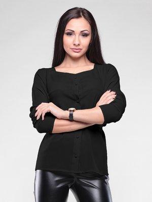 Блуза чорна | 2067936