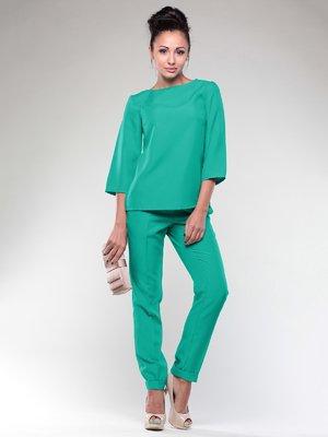 Костюм: блуза и брюки   2076033