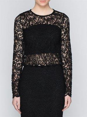 Блуза черная   2097177