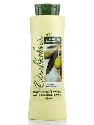 Шампунь для нормальных волос «Оливковый» (500 мл) | 1945752