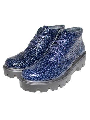 Ботинки синие | 2098764