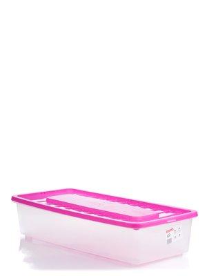 Ящик пластиковий під ліжко (35 л) | 2091356