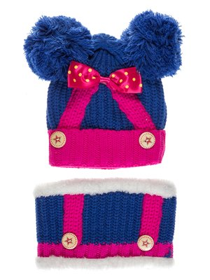 Комплект: шапка і шарф | 2095021