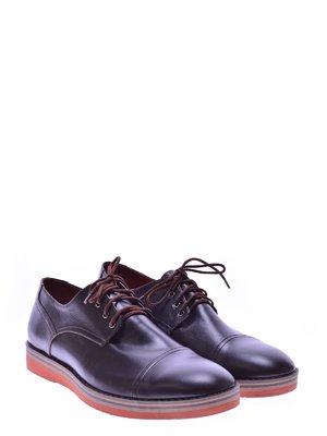 Туфли коричневые | 2100638