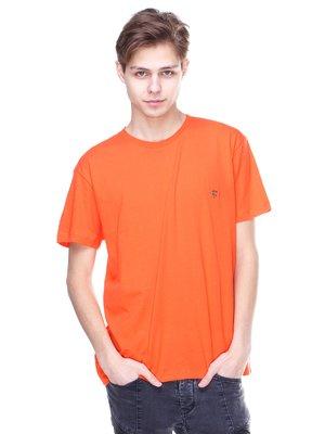 Футболка оранжевая | 2099005
