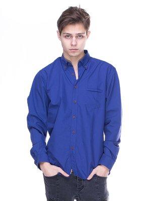 Сорочка синя | 2098950
