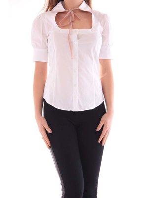 Блуза біла | 2050486