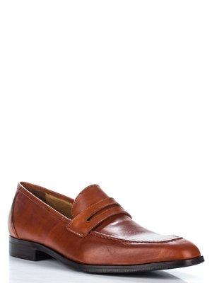 Туфли коричневые | 1930405